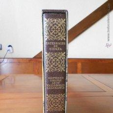 Libros de segunda mano: CATEDRALES DE ESPAÑA: SANTIAGO, OURENSA, LEON, VALLADOLID, SALAMANCA. Lote 194539488