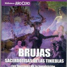 Libros de segunda mano: LIBRO, BRUJAS SACERDOTISAS DE LAS TINEBLAS . Lote 45310477