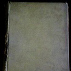 Libros de segunda mano: LIBRO LECCIONES DE ESTÁTICA GRÁFICA AÑO 1943. Lote 45318368