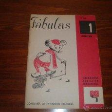 Libros de segunda mano: FÁBULAS. Lote 45323985