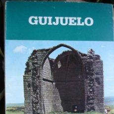 Libros de segunda mano: GUIJUELO.SALAMANCA 1984 .FOTOS.270 PG.CRUZ ROJA ESPAÑOLA. Lote 45346711