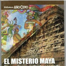 Libros de segunda mano: EL MISTERIO MAYA, DIOSES, RITOS, Y ARQUITECTURA SAGRADA. Lote 45352862