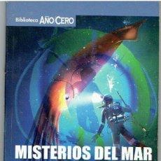 Libros de segunda mano: MISTERIOS DEL MAR, CONTIENE 94 PAGINAS, COMO NUEVO. Lote 45352925