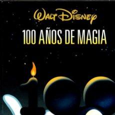Libros de segunda mano: 100 AÑOS DE MAGIA EKL WALT DISNEY.. Lote 45354818