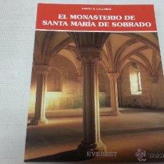 Libros de segunda mano: EL MONASTERIO DE SANTA MARIA DE SOBRADO - GARCIA M. COLOMBAS-2121 6. Lote 45355502
