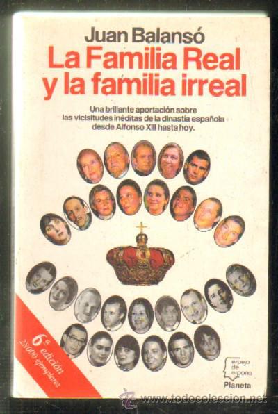La familia real y la familia irreal  a-mon - Vendido en