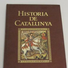 Libros de segunda mano: HISTORIA DE CATALUNYA. EL PERIÓDICO, 1992. Lote 45356249