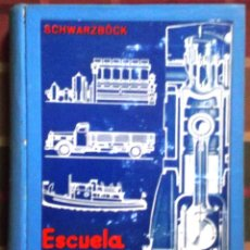 Libros de segunda mano: LIBRO ESCUELA DEL MOTOR DIESEL AÑO 1948. Lote 45361565