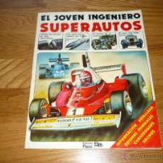 Second hand books - EL JOVEN INGENIERO - SUPERAUTOS - ED. PLESA - SM - 1979 PERFECTO - 45377593