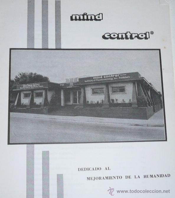 Libros de segunda mano: Control Mental, Método Silva - Serie de Conferencias Básicas de José Silva (1983) - Foto 2 - 57162477