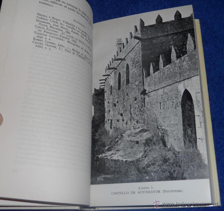 Libros de segunda mano: CASTILLOS EN ESPAÑA : SU HISTORIA, SU ARTE, SUS LEYENDAS - AGUILAR (1962) - Foto 3 - 45428978