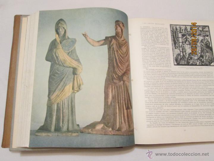 Libros de segunda mano: HISTORIA GENERAL DEL ARTE - VARIOS AUTORES - 1958 (2 VOL.) - Foto 5 - 45455236