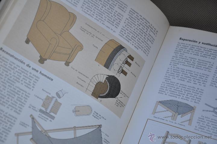 Libros de segunda mano: GRAN ENCICLOPEDIA DE TRABAJOS CASEROS - Foto 2 - 45504184