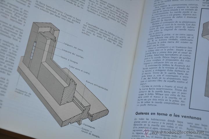 Libros de segunda mano: GRAN ENCICLOPEDIA DE TRABAJOS CASEROS - Foto 6 - 45504184