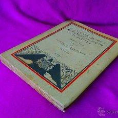 Libros de segunda mano: EL ARTE TIPOGRAFICO EN CATALUÑA DURANTE EL SIGLO XV, FRANCISCO VINDEL, AGUSTIN G. DE AMEZUA 1945. Lote 45521869