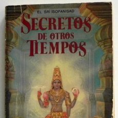 Libros de segunda mano: SECRETOS DE OTROS TIEMPOS - PRABHUPADA - KRSNA - RELIGIÓN PENSAMIENTO FILOSOFÍA - LIBRO. Lote 45523173