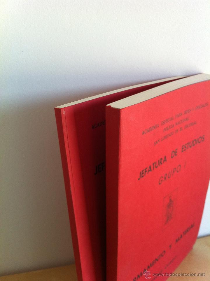 Libros de segunda mano: ARMAMENTO Y MATERIAL.TERRORISMO. 2 TOMOS. ACADEMIA ESPECIAL PARA JEFES Y OFICIALES. - Foto 2 - 44805349