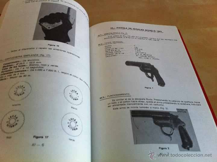 Libros de segunda mano: ARMAMENTO Y MATERIAL.TERRORISMO. 2 TOMOS. ACADEMIA ESPECIAL PARA JEFES Y OFICIALES. - Foto 8 - 44805349
