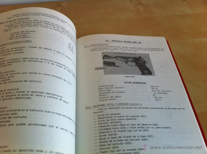 Libros de segunda mano: ARMAMENTO Y MATERIAL.TERRORISMO. 2 TOMOS. ACADEMIA ESPECIAL PARA JEFES Y OFICIALES. - Foto 9 - 44805349