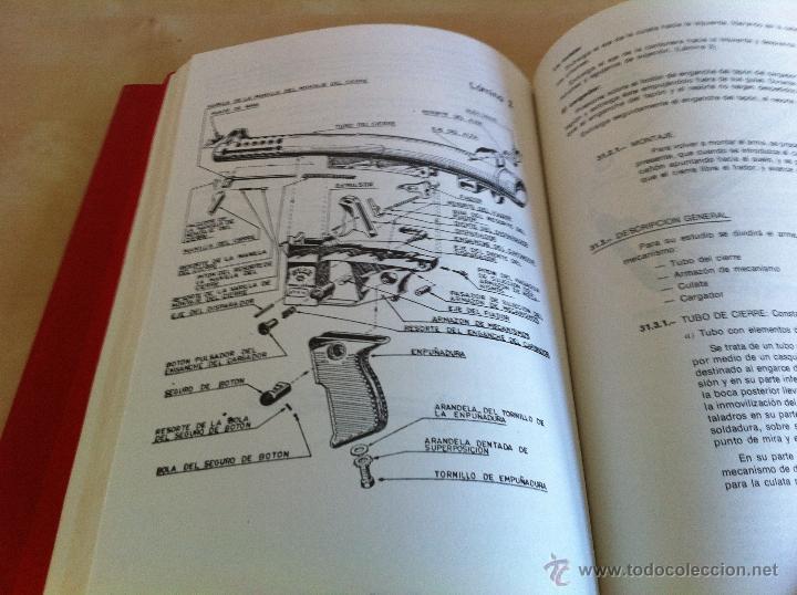 Libros de segunda mano: ARMAMENTO Y MATERIAL.TERRORISMO. 2 TOMOS. ACADEMIA ESPECIAL PARA JEFES Y OFICIALES. - Foto 10 - 44805349