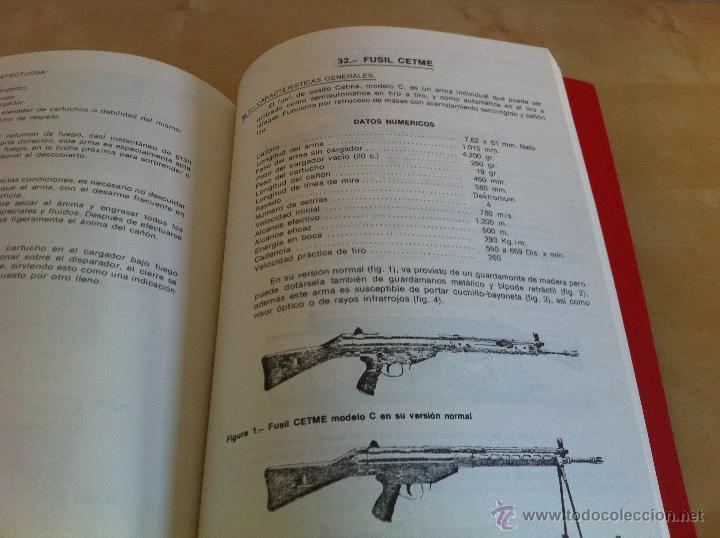 Libros de segunda mano: ARMAMENTO Y MATERIAL.TERRORISMO. 2 TOMOS. ACADEMIA ESPECIAL PARA JEFES Y OFICIALES. - Foto 11 - 44805349