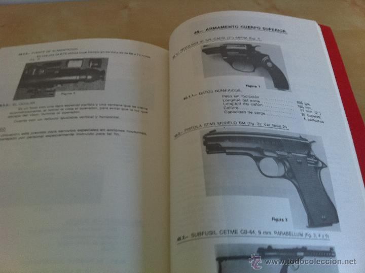 Libros de segunda mano: ARMAMENTO Y MATERIAL.TERRORISMO. 2 TOMOS. ACADEMIA ESPECIAL PARA JEFES Y OFICIALES. - Foto 13 - 44805349
