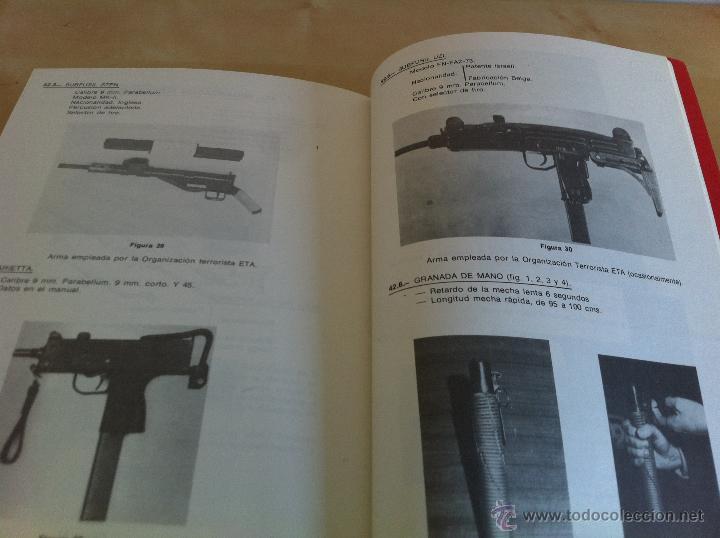 Libros de segunda mano: ARMAMENTO Y MATERIAL.TERRORISMO. 2 TOMOS. ACADEMIA ESPECIAL PARA JEFES Y OFICIALES. - Foto 14 - 44805349