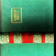 Libros de segunda mano: OBRA POÉTICA VIRGILIO- HORACIO. Lote 45546116
