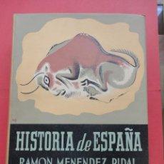 Libros de segunda mano: HISTORIA DE ESPAÑA. PIDAL. TOMO I.1 1963. Lote 45594633