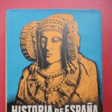 Libros de segunda mano: HISTORIA DE ESPAÑA. PIDAL. TOMO I.3 1963. Lote 45594720