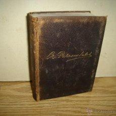 Libros de segunda mano: OBRAS ESCOGIDAS DE ARMANDO PALACIO VALDÉS - 1942. Lote 45611606