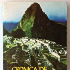 Libros de segunda mano: CRONICA DE DESAPARICIONES MISTERIOSAS. GENE BUCHANAN. PRODUCCIONES EDITORIALES, 1979.. Lote 45637683