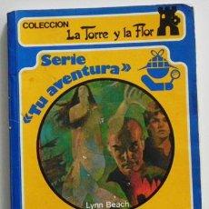 Libros de segunda mano: EL SECRETO DE LA ISLA PERDIDA - SERIE TORRE Y FLOR -ESTILO ELIGE TU PROPIA AVENTURA - LIBRO INFANTIL. Lote 55718308