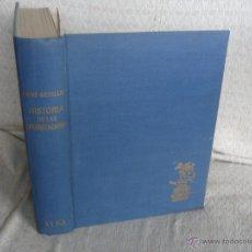Libros de segunda mano: HISTORIA DE LA COLONIZACIONES, RENÉ SÉDILLOT. Lote 45661466