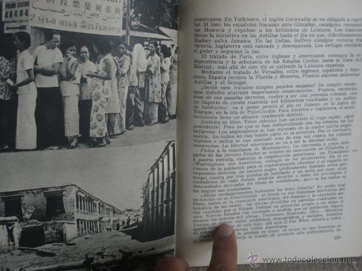 Libros de segunda mano: Historia de la colonizaciones, René Sédillot - Foto 11 - 45661466