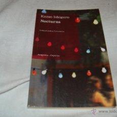 Libros de segunda mano: NOCTURNS. Lote 45700758