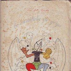 Libros de segunda mano: HERRAN, AGUSTÍN DE LA: LA CARATULA DE GOYA. SERIE DEL AGUILA I.. Lote 45713029