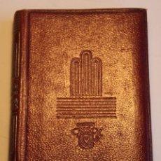 Livros em segunda mão: AGUILAR - COLECCION : CRISOL - Nº 064 - LA PRINCESA DE CLEVES - MADAME DE LAFAYETTE. Lote 45722741