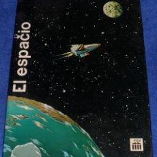 Libros de segunda mano: EL ESPACIO - ANAYA (1967). Lote 45731684