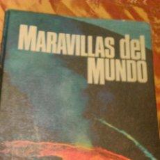 Libros de segunda mano: MARAVILLAS DEL MUNDO POR ROLAND GOOCK. ED. CIRCULO DE LECTORES. BARCELONA 1968. Lote 45751266