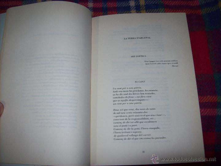 Libros de segunda mano: EL QUE VOLIA DIR-VOS.ANTOLOGIA.JOSEP M.LLOMPART. 1993.LLIBRE MOLT CERCAT.UNA JOIA!!!. VEURE FOTOS. - Foto 8 - 45762001