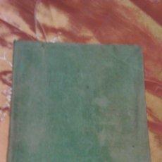 Libros de segunda mano: GUILLERMO DÍAZ-PLAJA. EL LENGUAJE. 3º CURSO. LENGUA Y LITERATURA. 1957. Lote 45762794