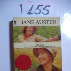 Libros de segunda mano: SENTIDO Y SENSIBILIDAD - JANE AUSTEN - ENVIO GRATIS A ESPAÑA . Lote 45782941