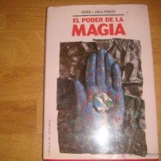 Libros de segunda mano: EL PODER DE LA MAGIA. Lote 45787764