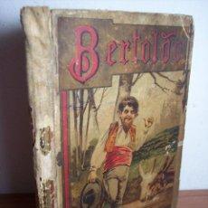 Libros de segunda mano: BERTOLDO, BERTOLDINO Y CACASENO (EDIT. SATURNINO CALLEJA). Lote 45799762