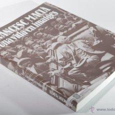 Libros de segunda mano: FRANCESC MASIA UNA VIDA EN IMATGES IMAGENES ILLUSTRADO BUEN ESTADO 1984 VER FOTOS BB. Lote 45816640