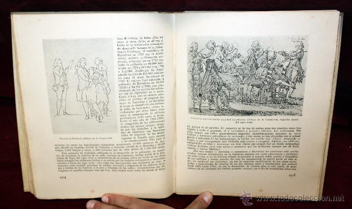 Libros de segunda mano: BARCELONA A TRAVÉS DE LOS TIEMPOS, Ed. Mercedes. 1944. TIRAJE LIMITADO A 1000 EJEMPLARES - Foto 3 - 45818400