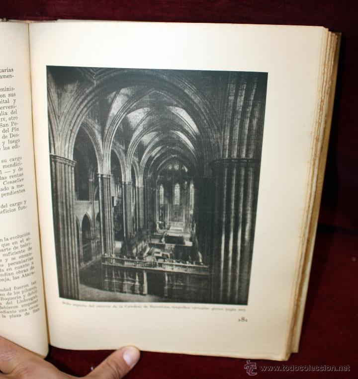 Libros de segunda mano: BARCELONA A TRAVÉS DE LOS TIEMPOS, Ed. Mercedes. 1944. TIRAJE LIMITADO A 1000 EJEMPLARES - Foto 5 - 45818400