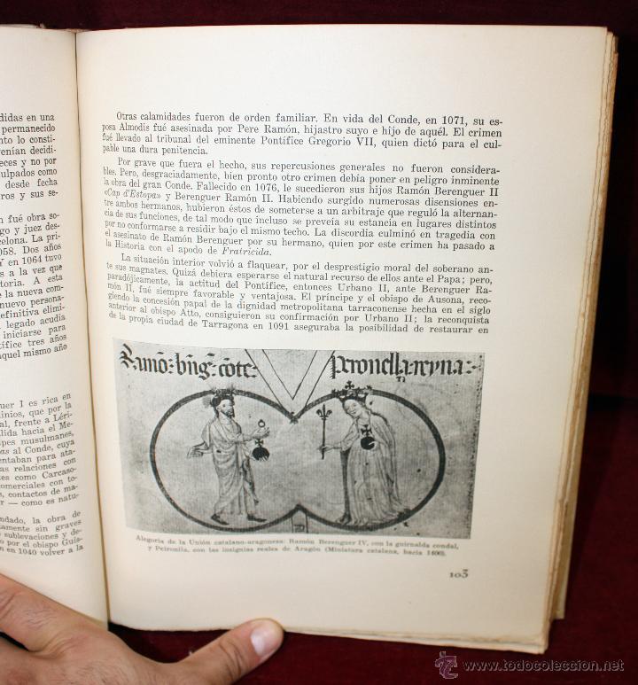Libros de segunda mano: BARCELONA A TRAVÉS DE LOS TIEMPOS, Ed. Mercedes. 1944. TIRAJE LIMITADO A 1000 EJEMPLARES - Foto 7 - 45818400