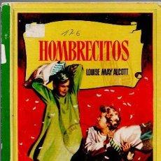 Libros de segunda mano: HOMBRECITOS, LOUISE MAY ALCOTE. Lote 45834131